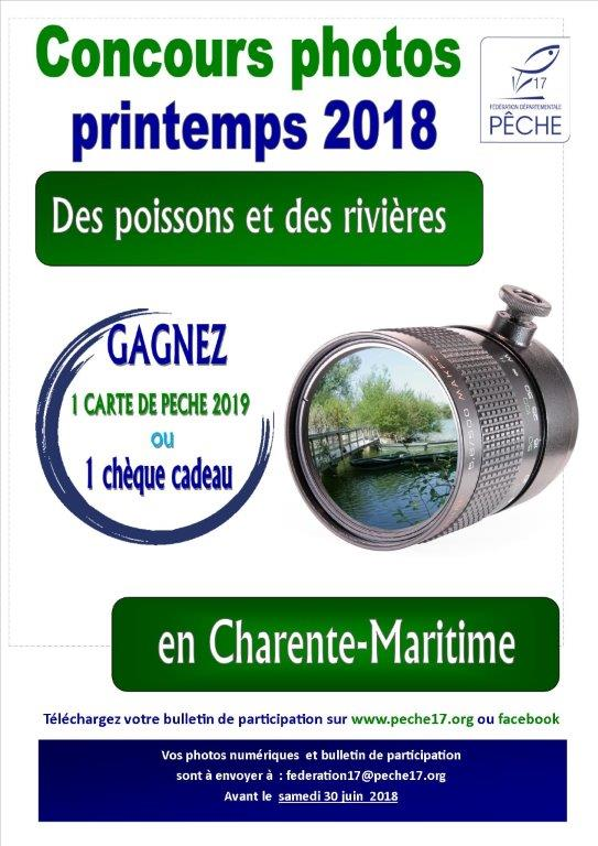 affiche photos printemps 2018